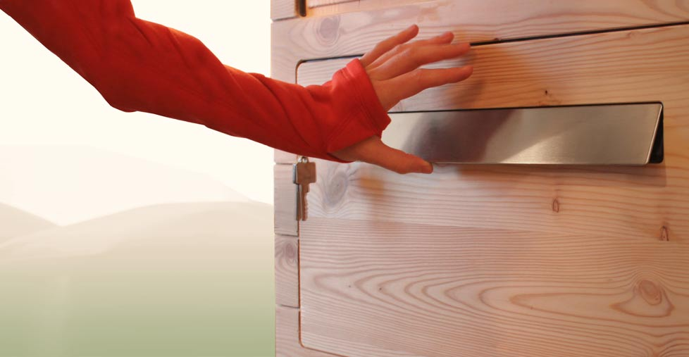 Briefkasten Holz Selber Bauen ~ weitere Infos zur Briefkastenfunktion