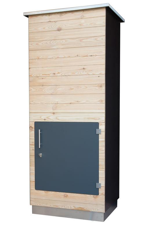 Großartig Paketkasten zum Einbau in ihre Haus oder Gartenmauer  BZ24